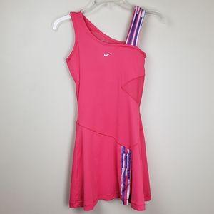 Nike Dri-fit pink tennis/ athleisure dress
